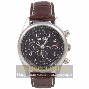 Longines Master Collection Silver Black (06333)