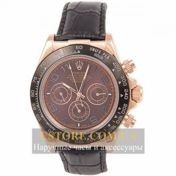 Rolex 116515LN Chocolate Daytona Cosmograph black gold (06363)