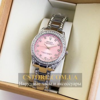 Rolex Cosmograph silver pink (06902)