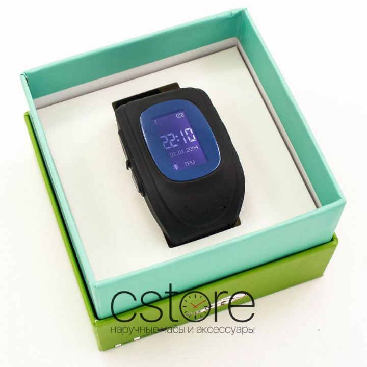 Часы Baby Smart Watch Q50 black (07512)