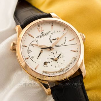 Часы Jaeger-LeCoultre automatique gold white (05186)