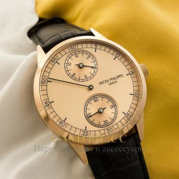Часы Patek Philippe Seven Days gold gold (05196)