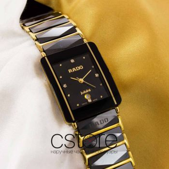 Часы Rado Integral gold  black (05665)